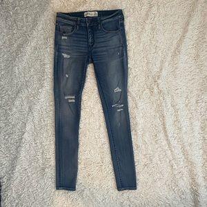 Abercrombie & Fitch Skinny Stretch Jeans Size 2